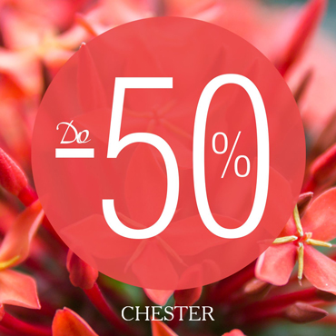 3563468f5 Самый цвет лета: в CHESTER скидки до 50%